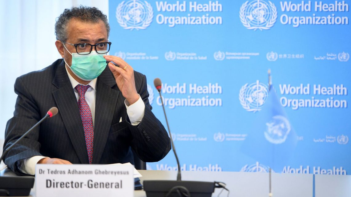 WHO Director Dr. Tedros Adhanom Ghebreyesus Urges Countries Not to Order Booster COVID Vaccines