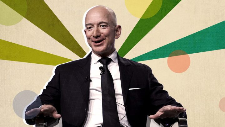 Jeff Bezos Gives Top Tips of Running a Successful Business