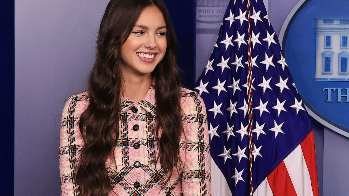 Disney Pop Star Olivia Rodrigo is Helping the President in His Youth Civic Vaccine Campaign