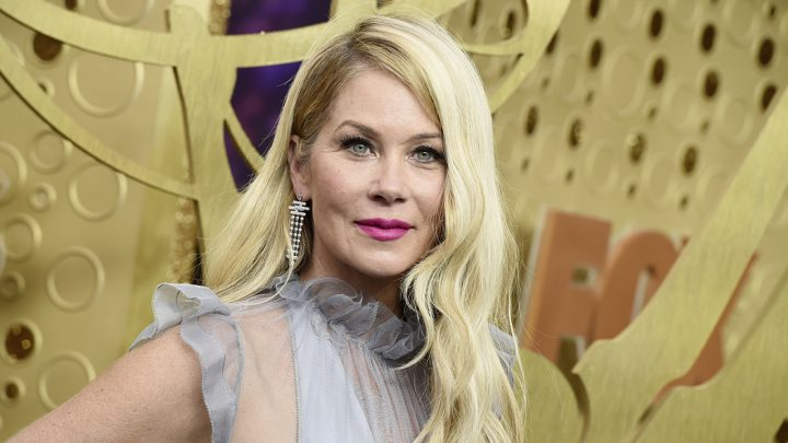 Christina Applegate Has Multiple Sclerosis and Gets Emotional Sometimes