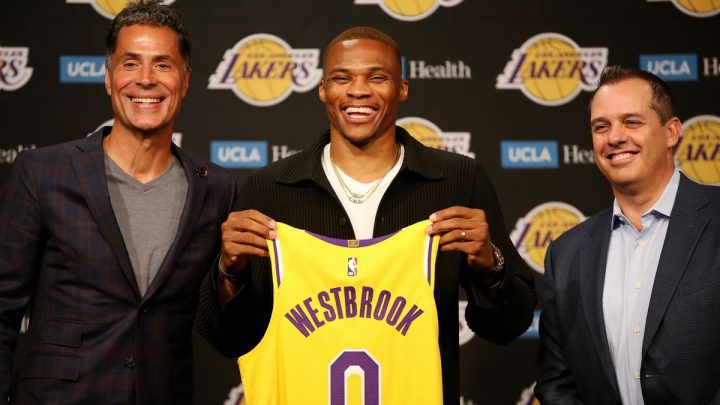 Russell Westbrook Joins the Lakers