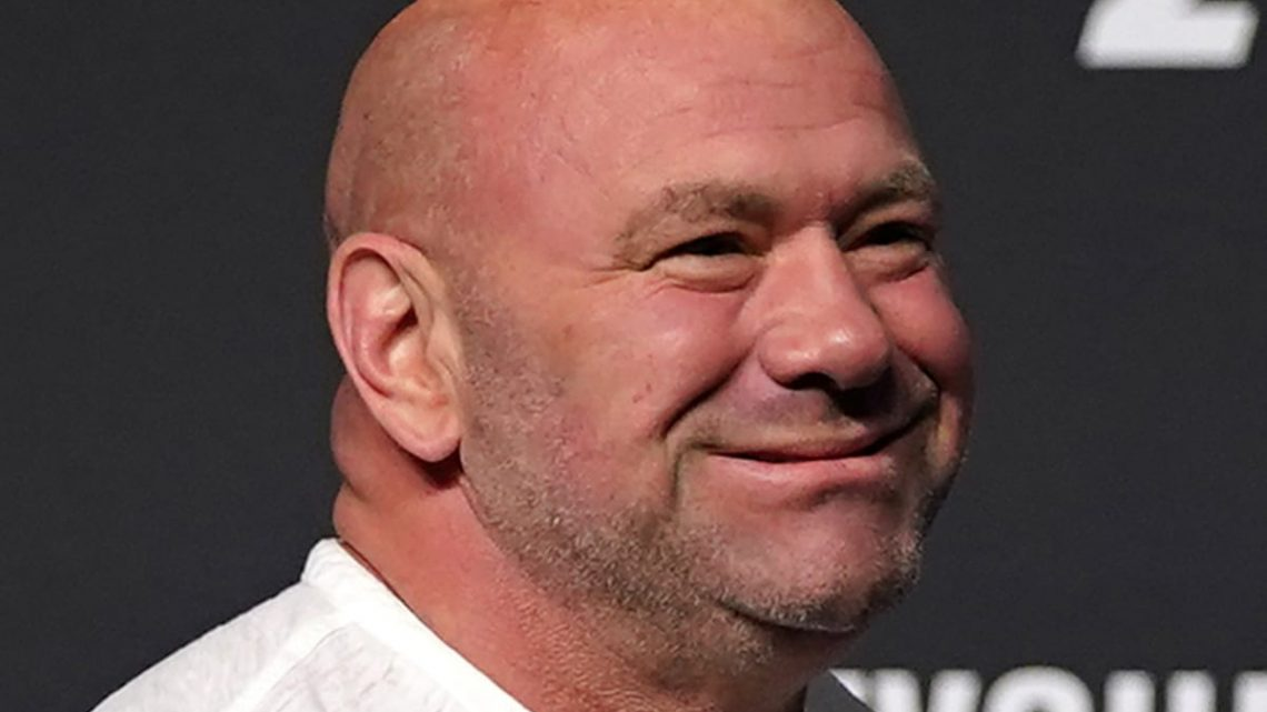 Dana White Had Great Things To Say About a Houston Hotel