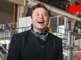 Elon Musk Makes Fun of Biden After Historic Flight