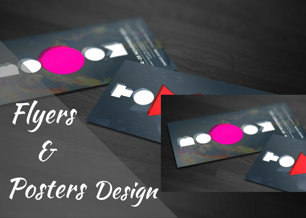 Flyers & Poster Designing