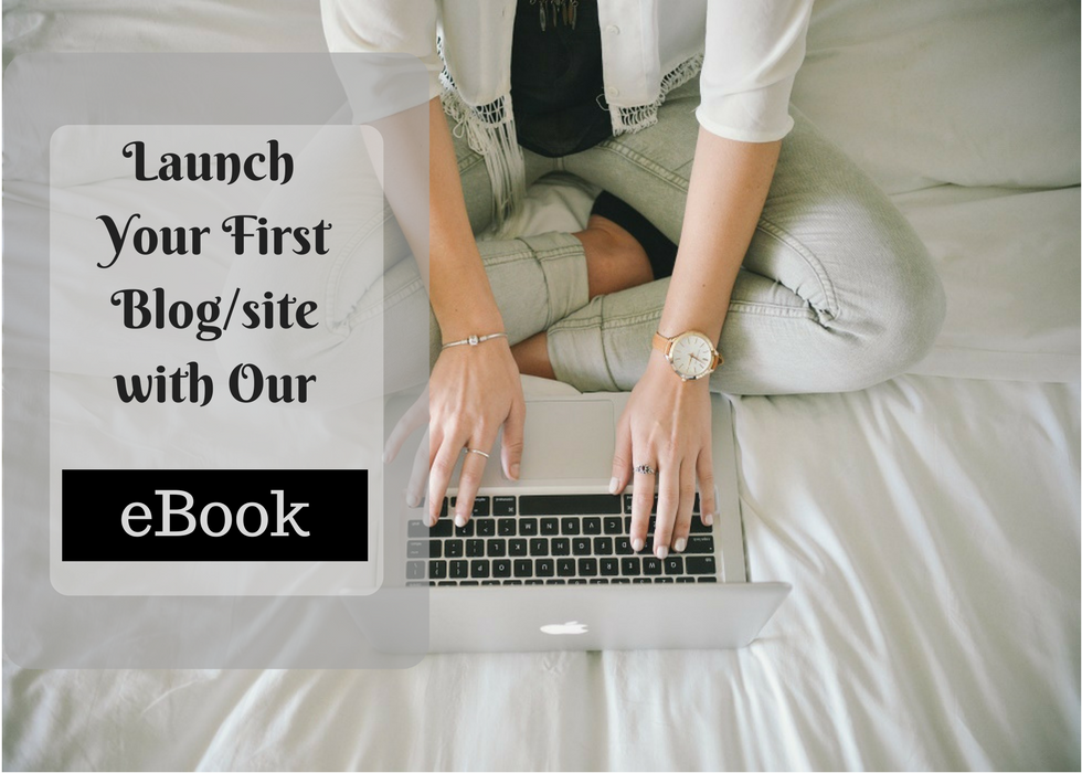 Launch Your First Blog