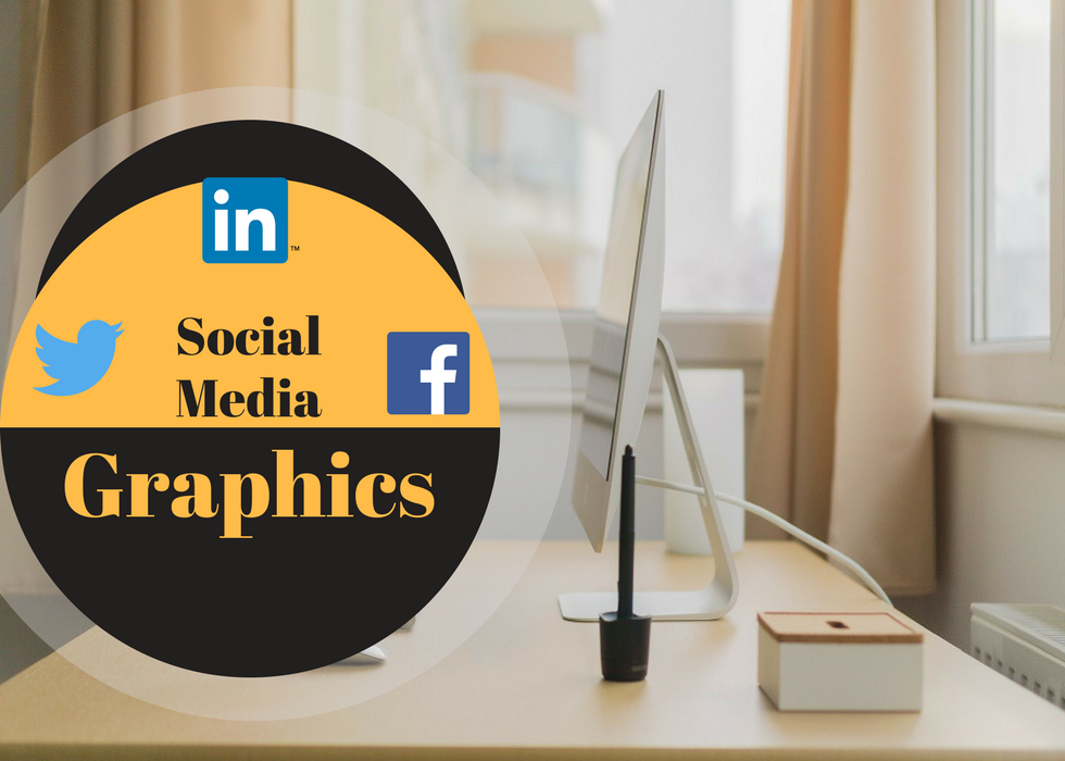 social media graphics design