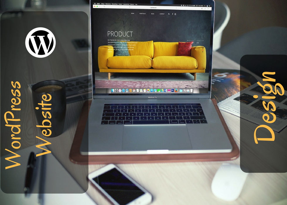 WordPress Website Design or Redesign